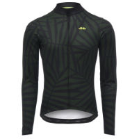 dhb Blok Long Sleeve Jersey - Palm