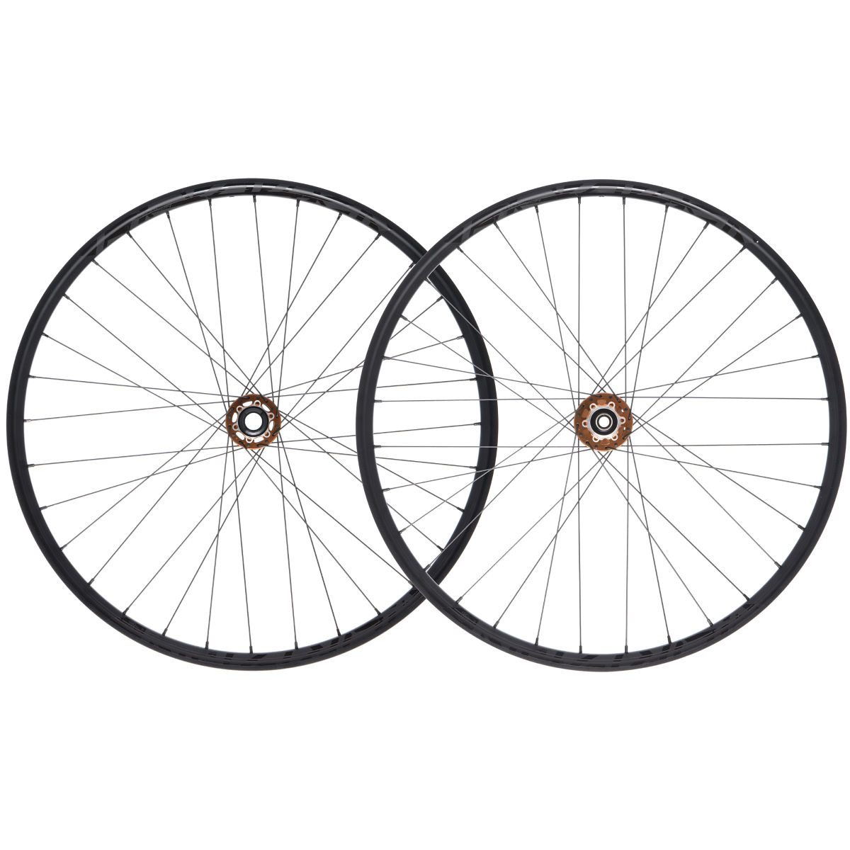 Nukeproof Nukeproof Horizon V1 MTB Wheelset - Black / Copper   Wheel Sets
