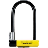 Kryptonite New York Std Nyl Lock & Flexframe Bracket