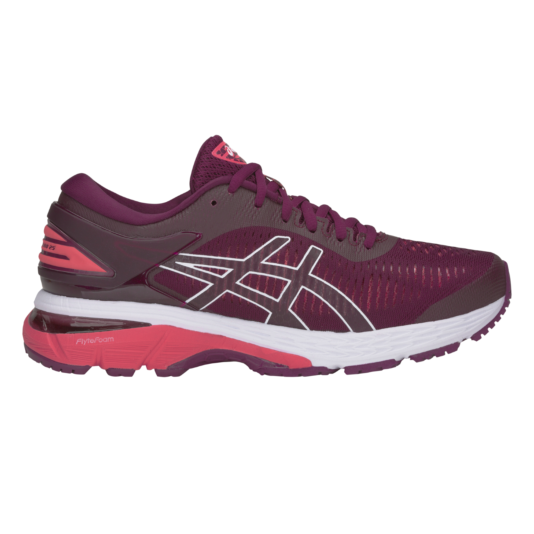 the latest fb4c6 89ba9 Asics Women's Kayano 25 Shoes