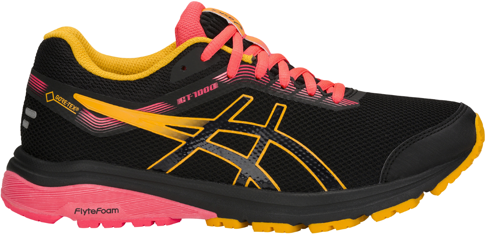 wiggle.com | Asics Women's GT-1000 7 GTX Shoes | Running Shoes