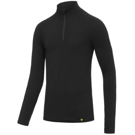 Nukeproof Merino Long Sleeve 1/4 Zip Baselayer