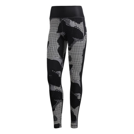 adidas Women's Beyond This High Rise Graphic Tight