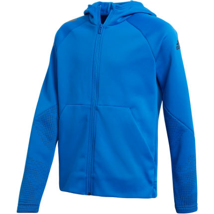 adidas Youth Boy Training Full Zip Hoodie