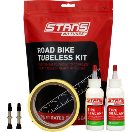 Stans No Tubes Road Tubeless Tyre Kit