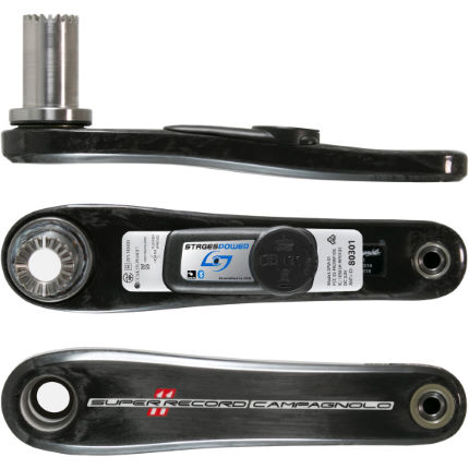Stages Cycling Power Meter G3 L - Campagnolo Super Record