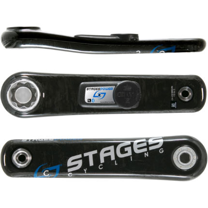 Stages Cycling Power G3 L - Stages Carbon BB30