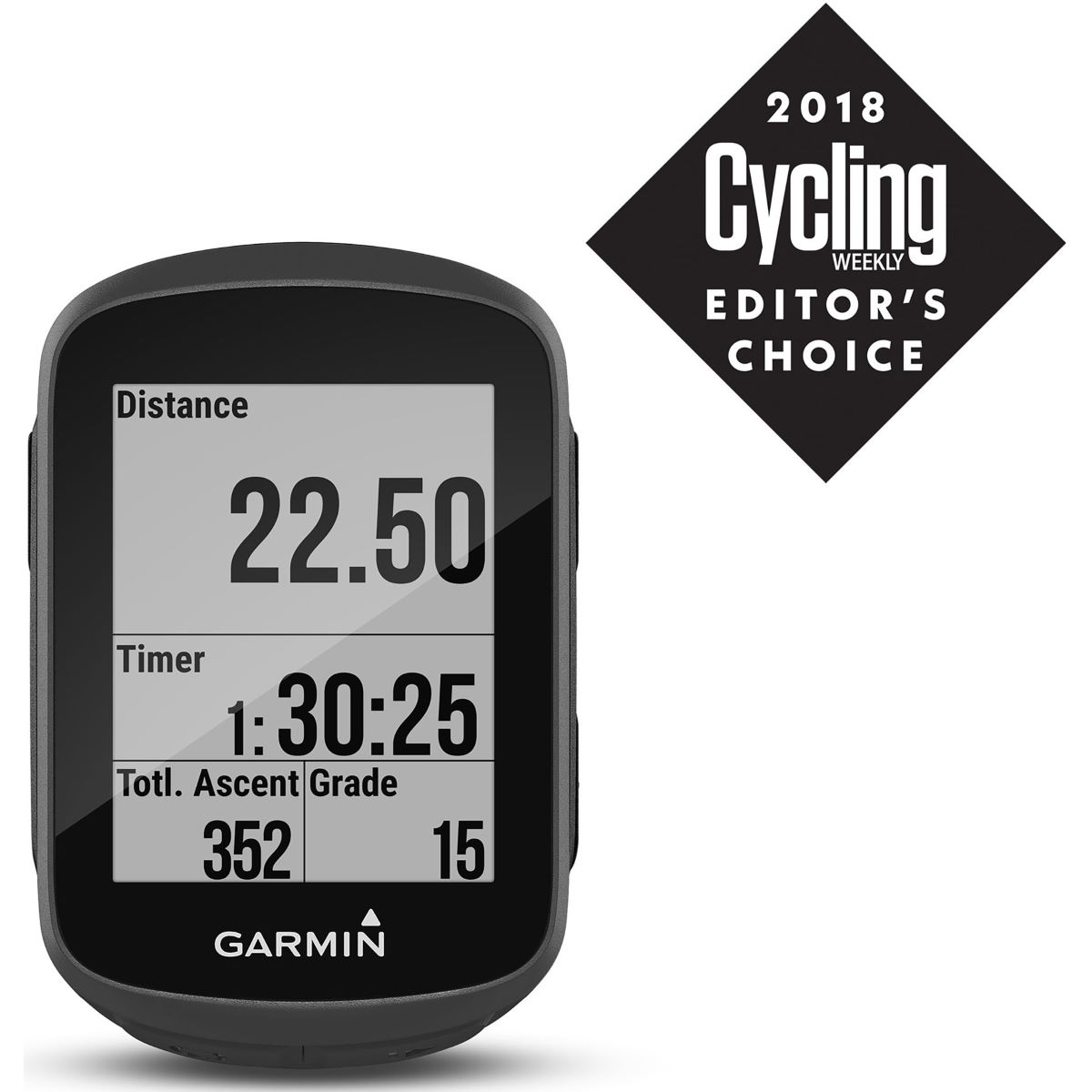 Garmin Garmin Edge 130 GPS Cycle Computer   Computers