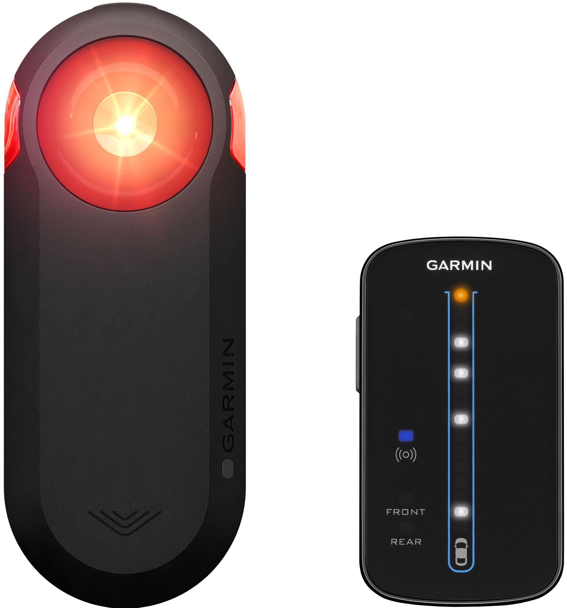 Garmin Varia 2 Radar Tail Light and Head Unit | Rear lights