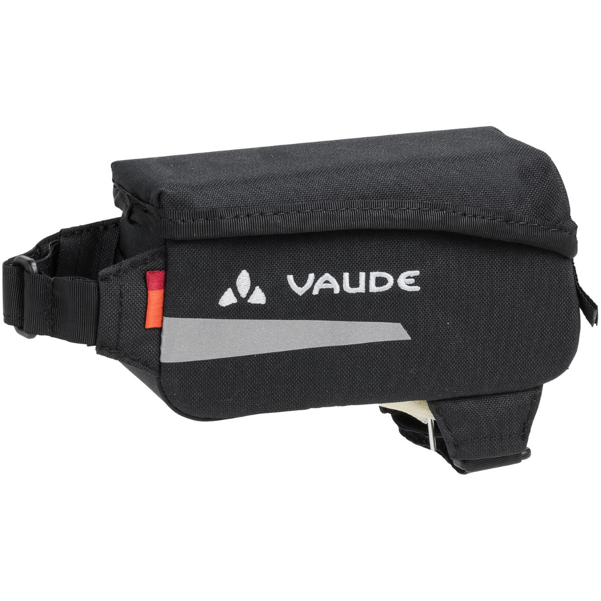 Vaude Carbo Frame Bag - One Size Black  Top Tube Bags