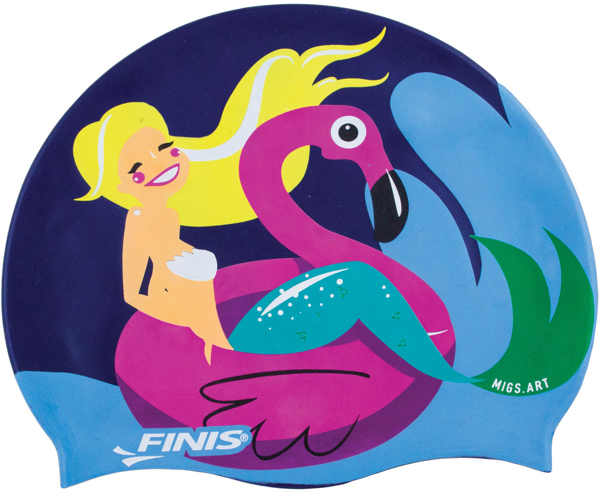 FINIS Mermaid Silicone Cap | Headwear