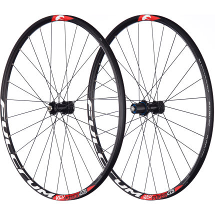 "Fulcrum Red Power 27.5"" Centre Lock Boost MTB Wheelset"