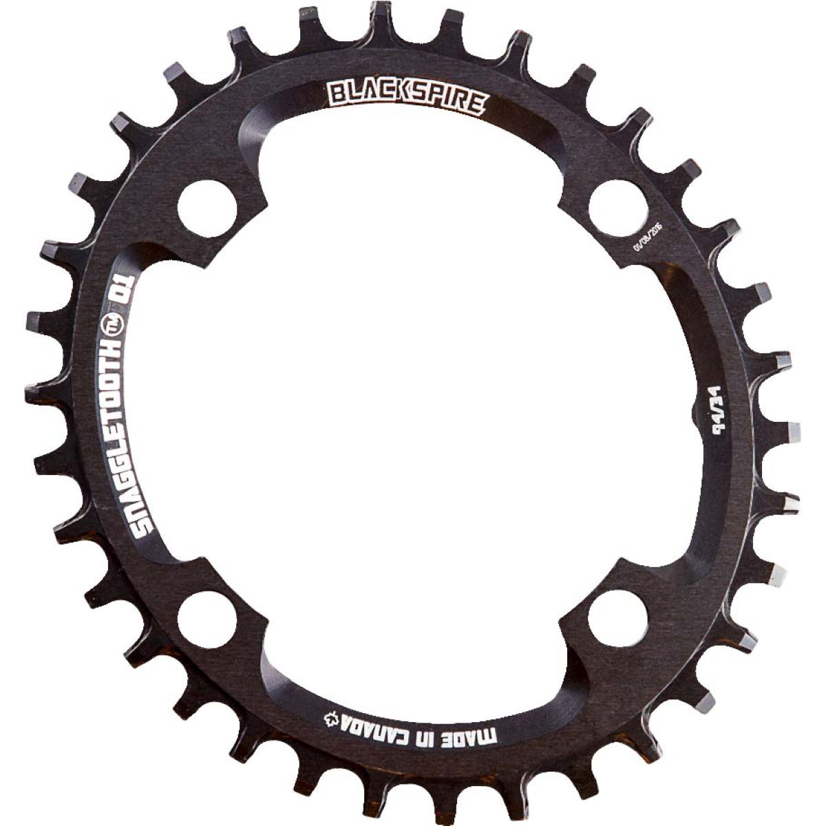 Blackspire Blackspire Snaggletooth Narrow Wide Oval Chainring X01   Chain Rings