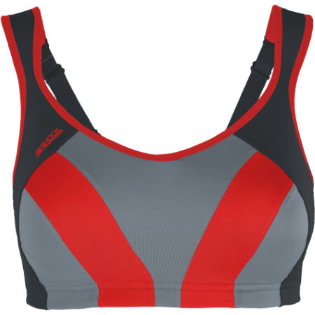 Shock Absorber Active Multi Sports Bra (Slate Grey)