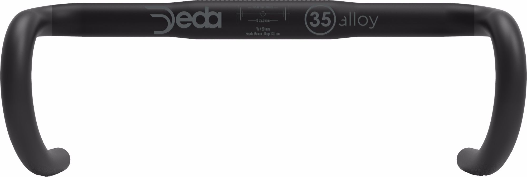 Deda M35 Alloy Bar | Styr