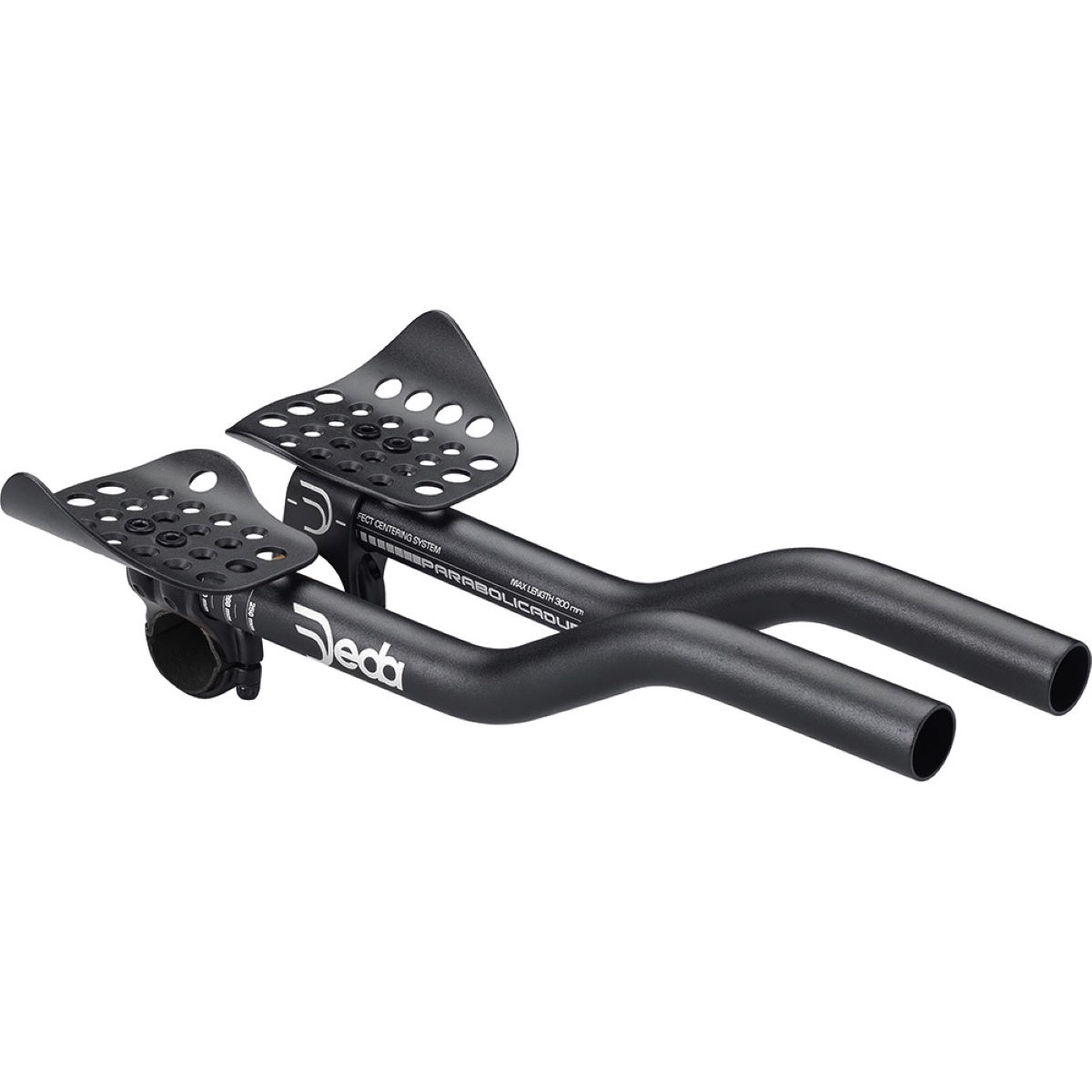 Deda Deda Parabolica Due  Clip-On Bars   Aero Bars
