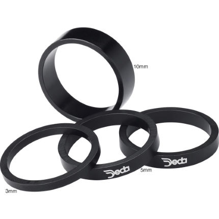Deda Alloy Spacer 10 pack