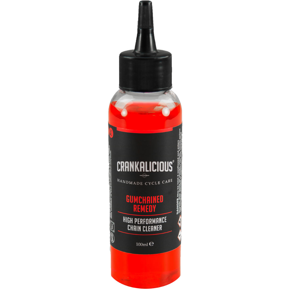 Crankalicious Gumchained Remedy Chain Cleaner   Cleaning Products