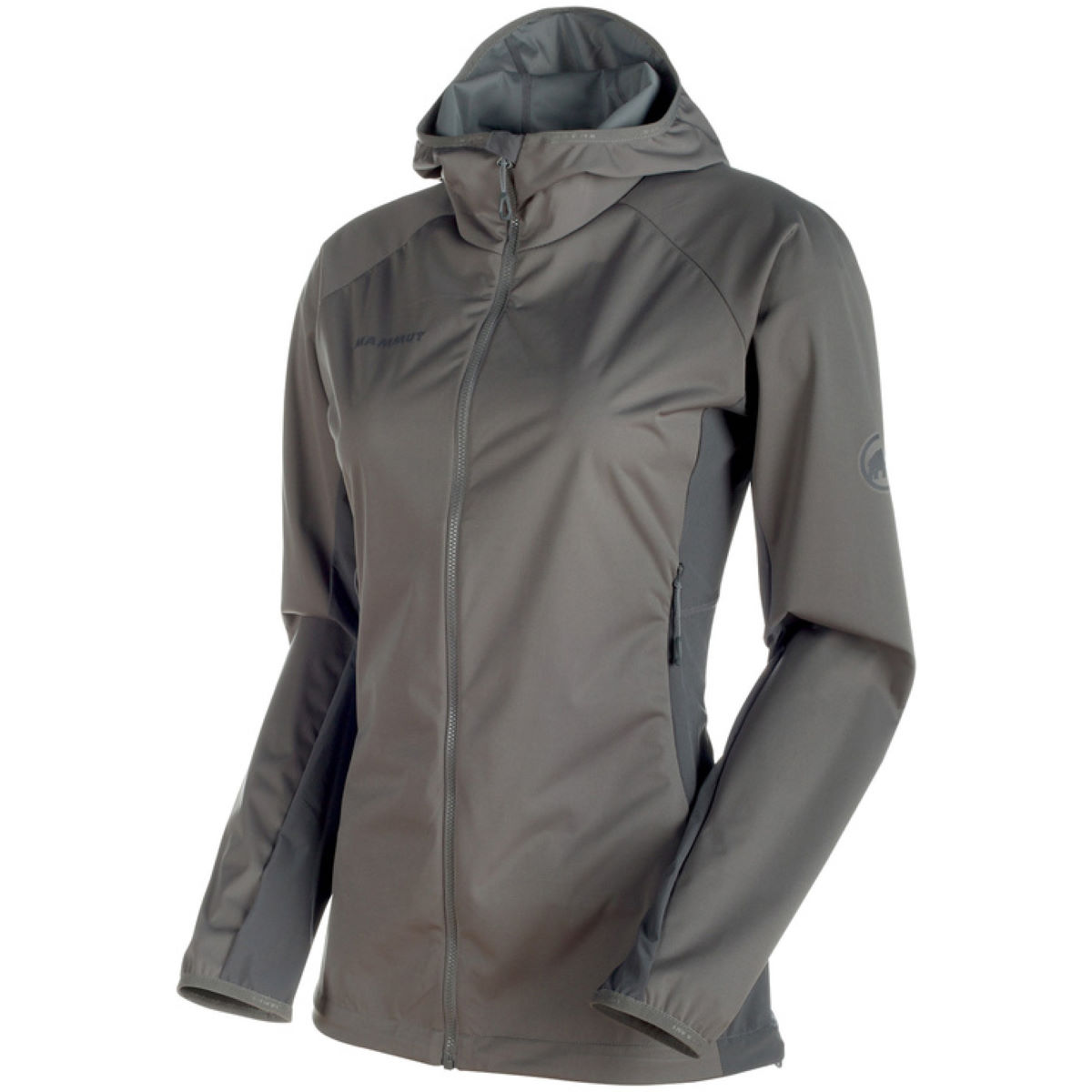 mammut Mammut womens Keiko Light SO Hooded Jacket   Jackets