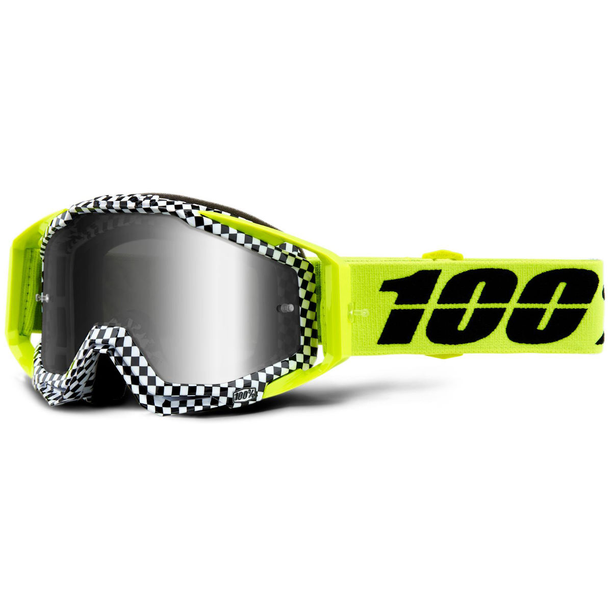 100% Racecraft Goggles - Mirror Lens - One Size Andre