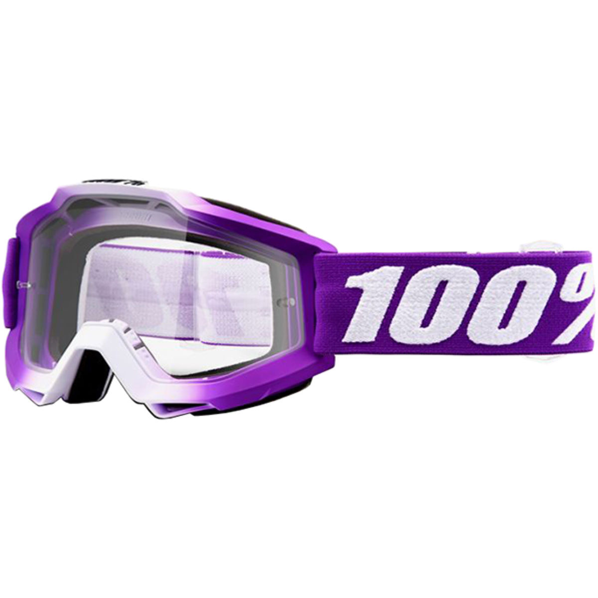 100% 100% Accuri Youth Goggles Mirror Lens   Cycling Goggles