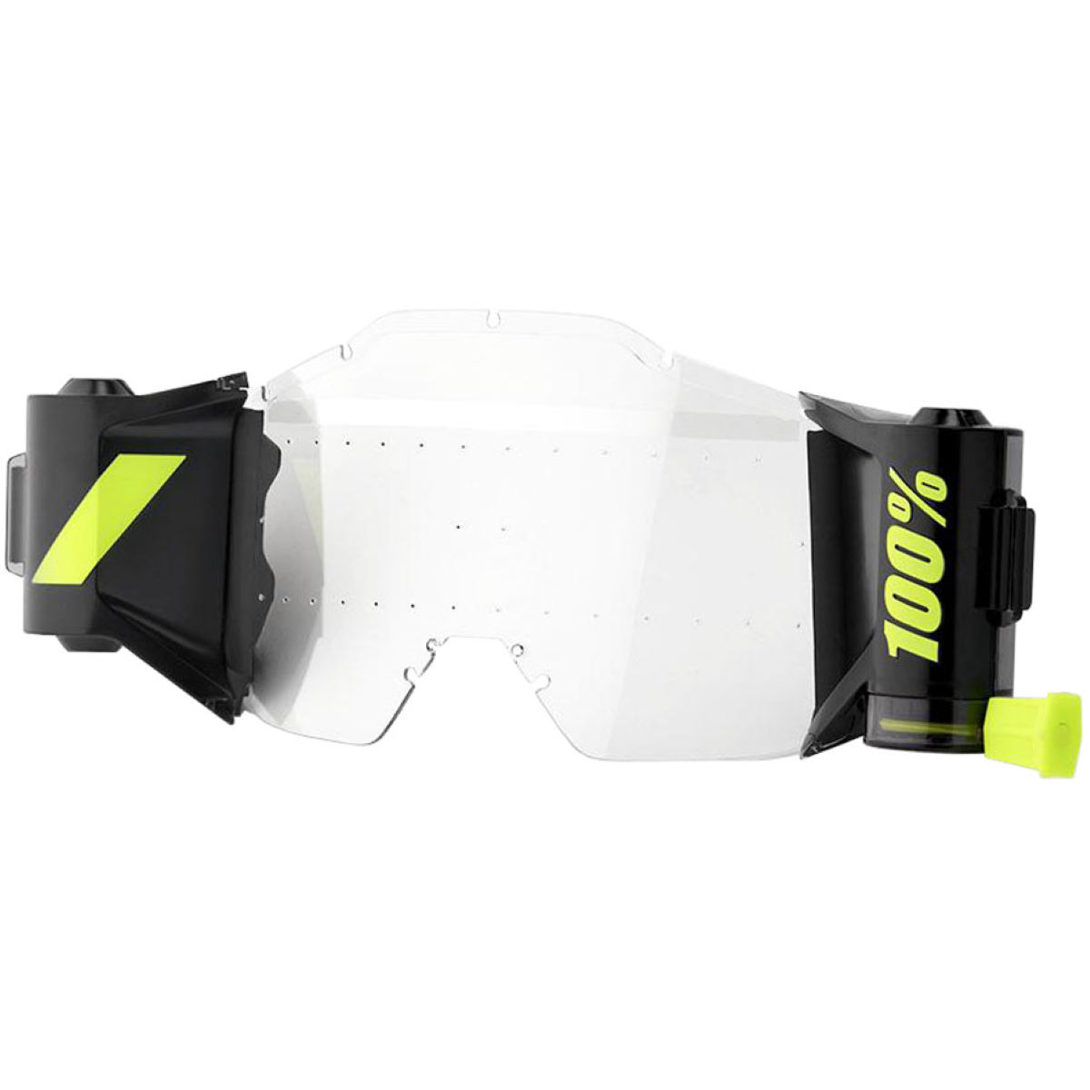 100% Forecast Film System - New Generation   Cycling Goggles