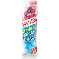 High5 Energy Gel Aqua Caffeine Energigels (20 st x 66 g)