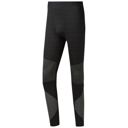 Reebok Jacquard Compression Tights