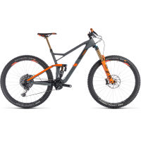 Cube Stereo 150 C:68 TM Mountainbike (2019)