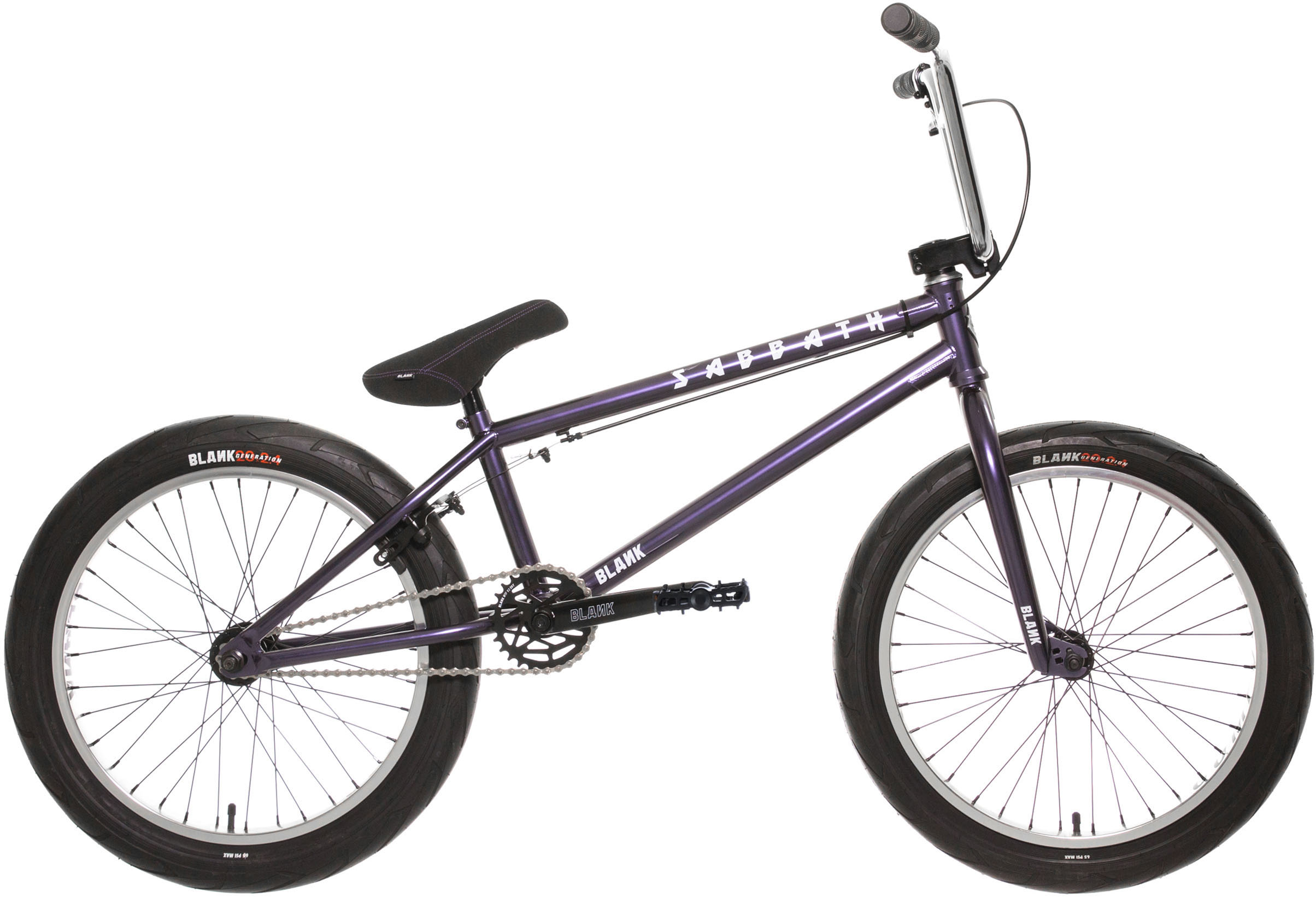 Blank Sabbath BMX Bike (2019) | BMX