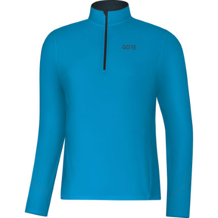 Gore Wear R3 Long Sleeve Zip Shirt