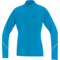 Gore Wear Womens R3 Thermo Long Sleeve Zip Shirt