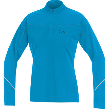 Gore Wear Women's R3 Thermo Long Sleeve Zip Shirt