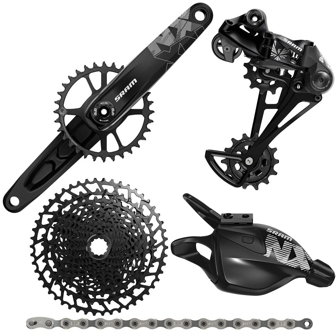 SRAM NX Eagle DUB 12sp Groupset - BOOST | Groupsets