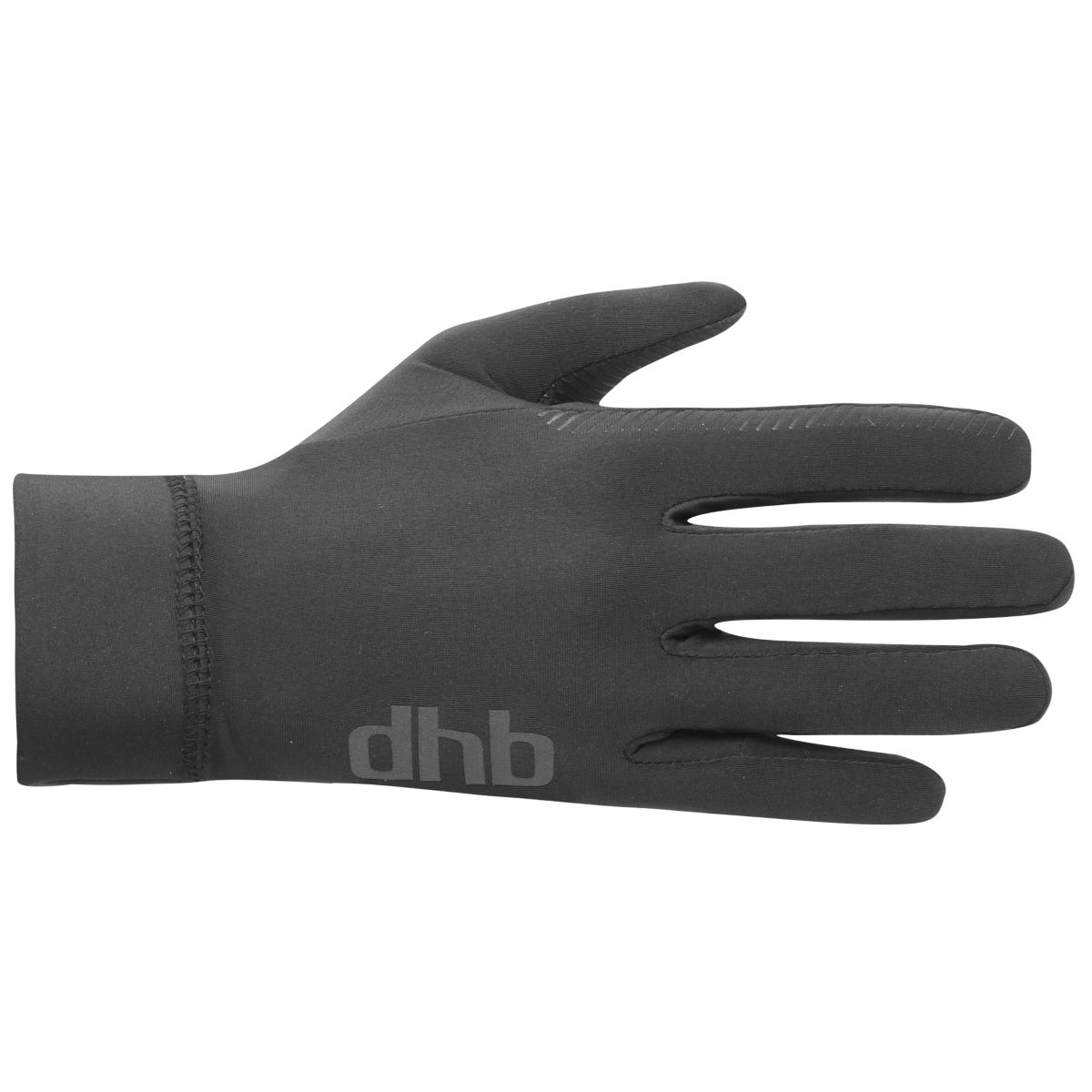 Dhb Roubaix Liner Glove - Extra Extra Large Black  Gloves