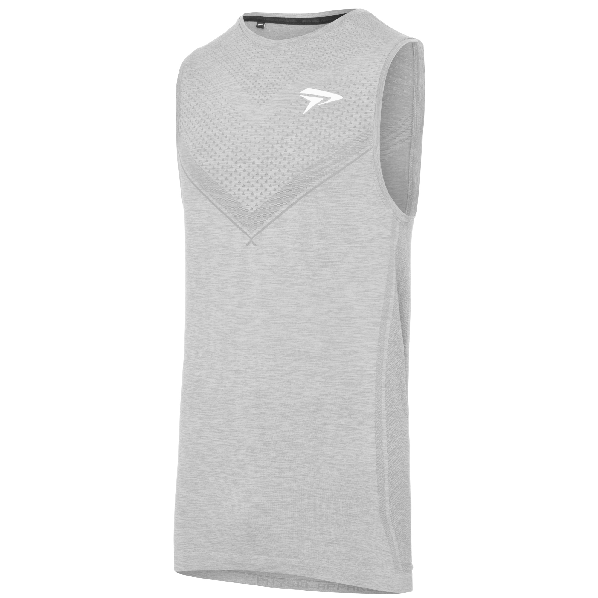 aa02d359f4df Wiggle | Physiq Apparel Ambition Seamless Sleeveless Tshirt | Running Vests