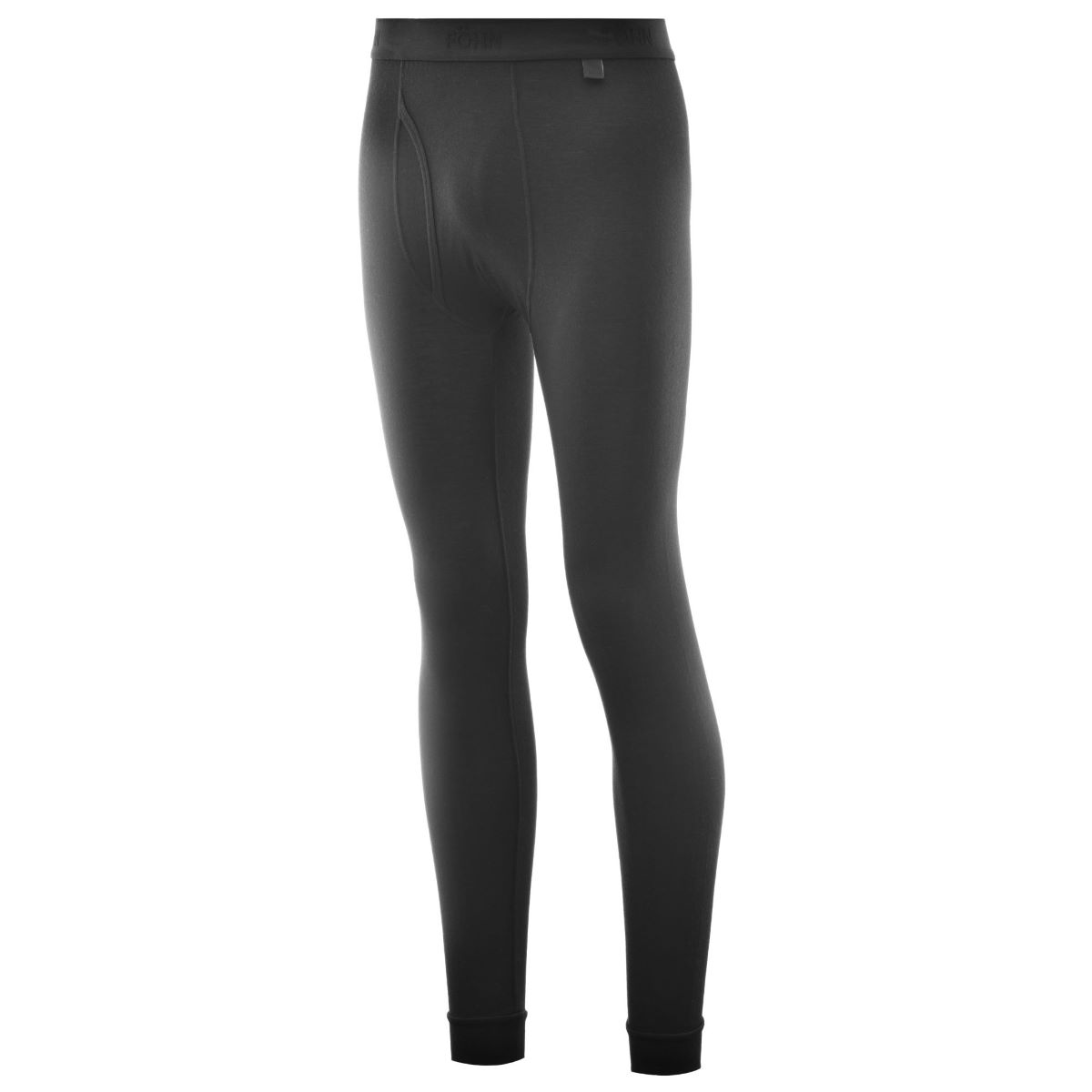 Fohn - Merino Leggings - Extra Large Noir | Vêtements de corps