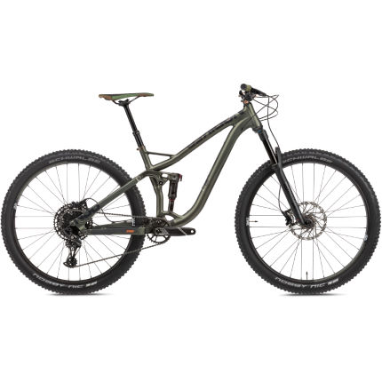 NS Bikes Snabb 130 Plus 2 Suspension Bike
