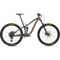 NS Bikes Snabb 150 Plus 2 Fuldaffjedret mountainbike
