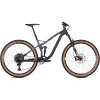 NS Bikes Snabb 130 Plus 1 Fuldaffjedret mountainbike