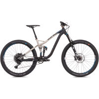 NS Bikes Snabb 150 Plus 1 Fuldaffjedret mountainbike
