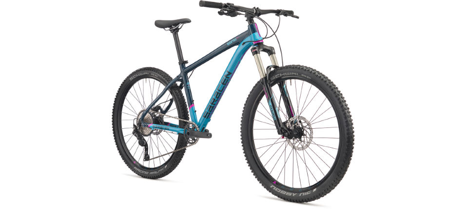 Trail Mountain Bikes >> Wiggle Com Saracen Mantra Trail Womens Mountain Bike Hard Tail