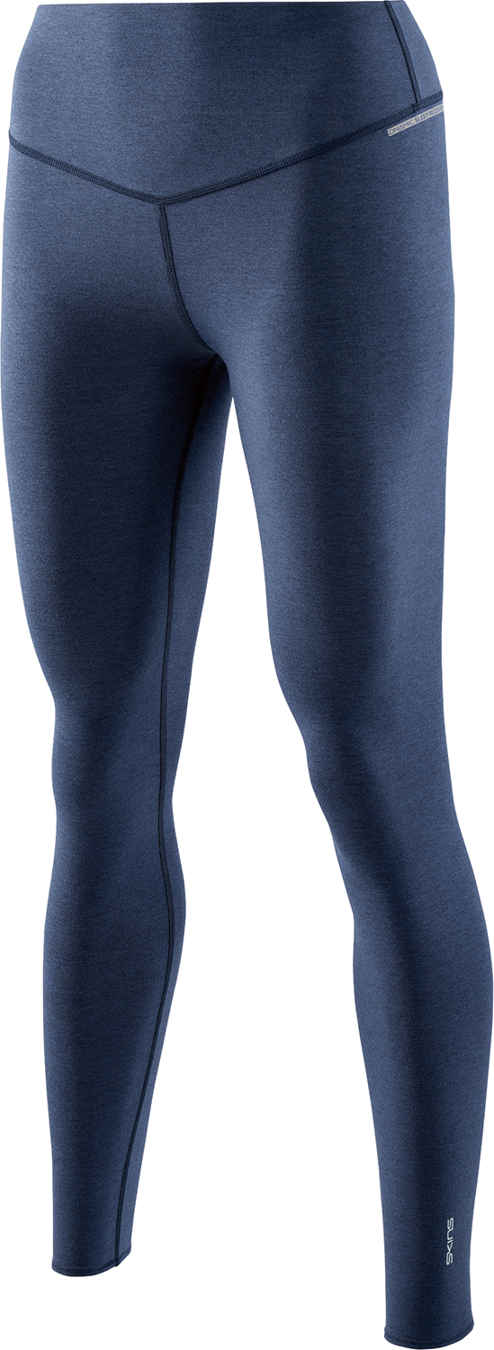 SKINS Women's DNAmic Sleep Recovery Long Tights | Compression