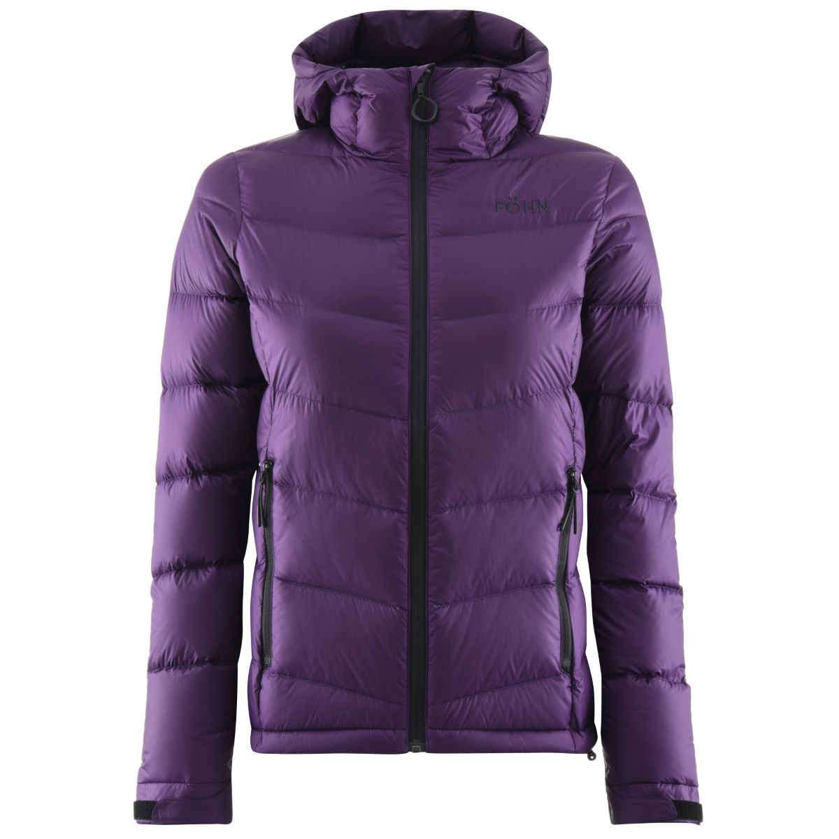 Fohn - Women's Mountain Down Jacket - UK 10 Mauve | Vestes