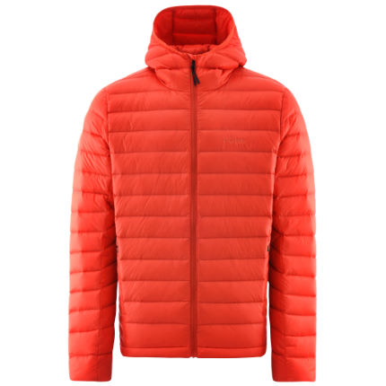 Fohn Micro Down Hooded Jacket