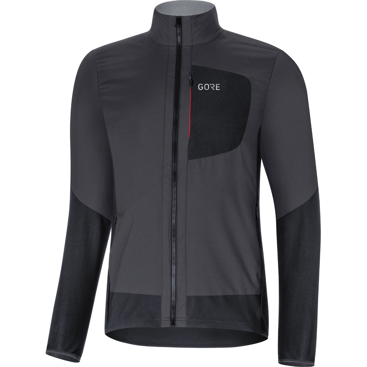 Gore Wear C5 Windstopper Insulated Jacket – M Terra Grey/Black