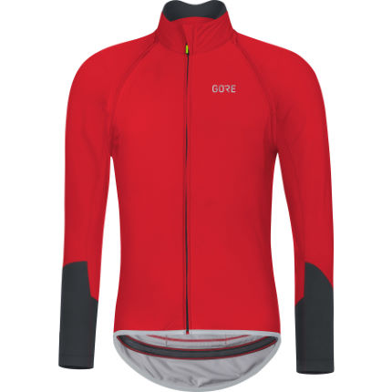 Gore Wear C5 Windstopper Zip-Off Jersey