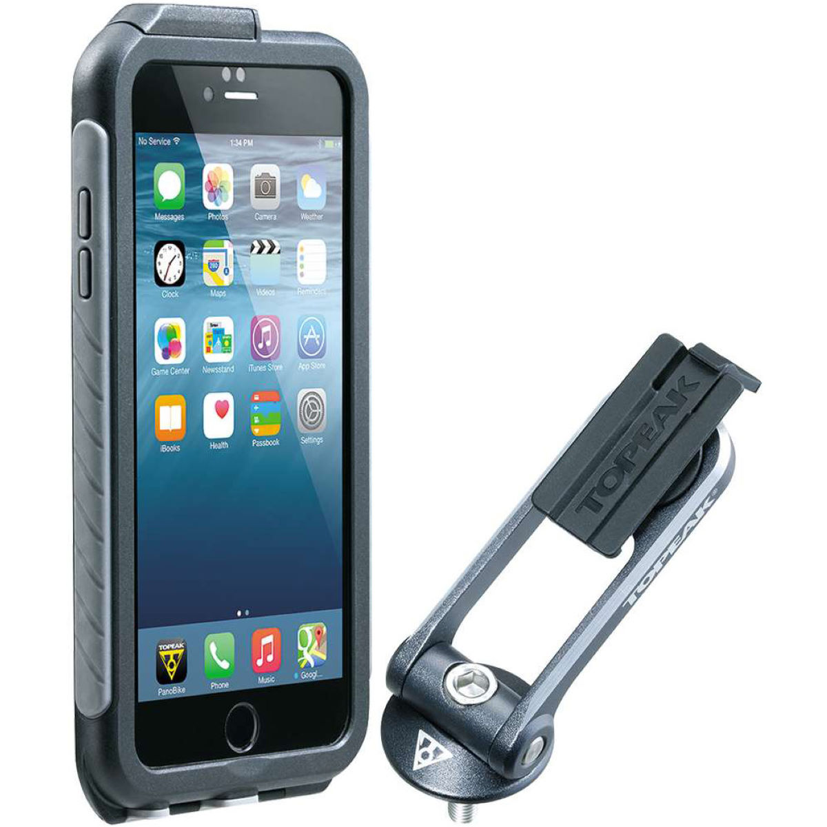 Topeak Topeak Ridecase Weatherproof (iPhone 6+/6S+)   Computer Accessories
