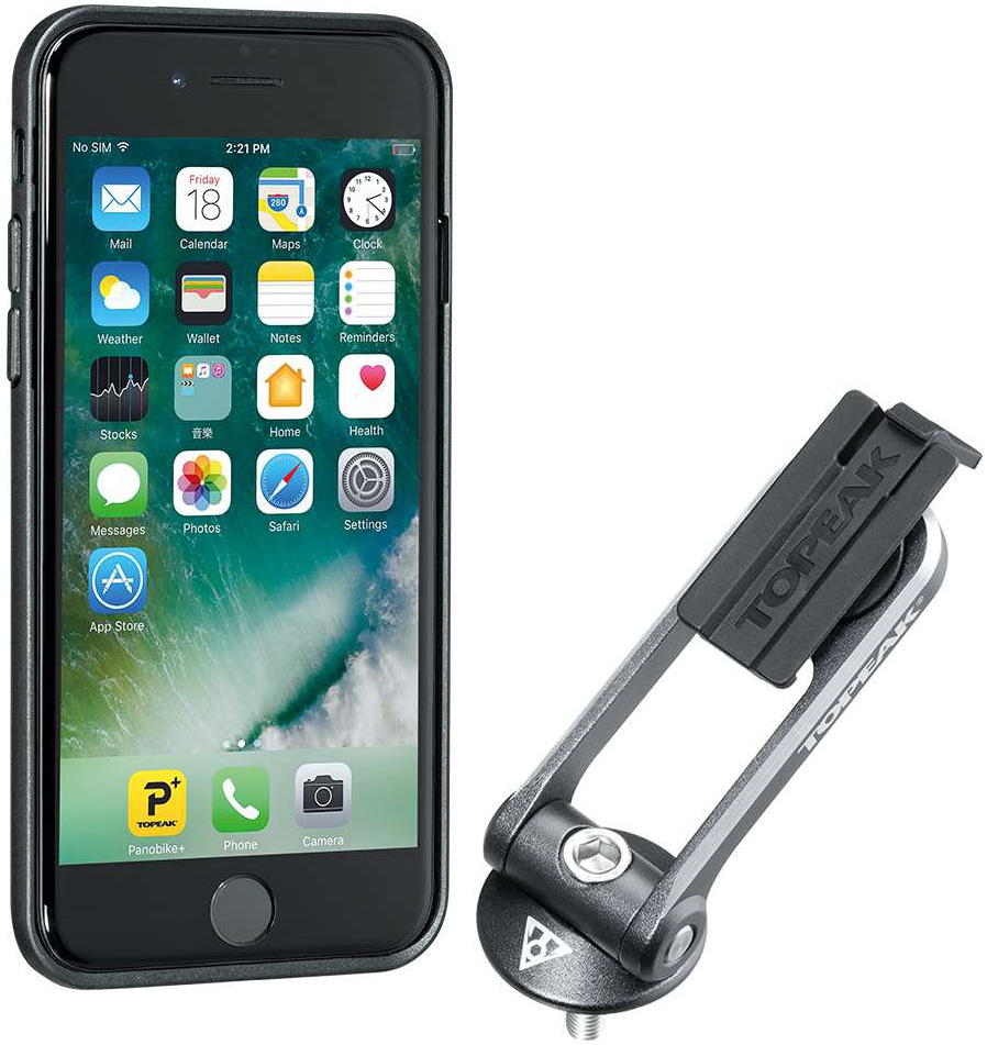 Topeak Ridecase Mount (iPhone 6/6S/7/8) | Mobilholdere og covers