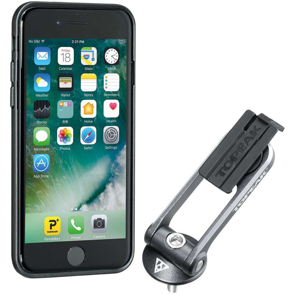 Topeak Topeak Ridecase Mount (iPhone 6/6S/7/8)   Computer Accessories